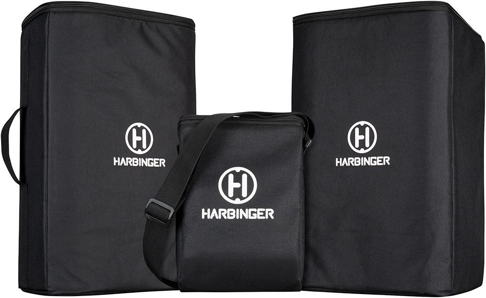 Harbinger M100-BT Portable PA System