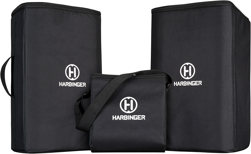 Harbinger M200-BT Portable PA System
