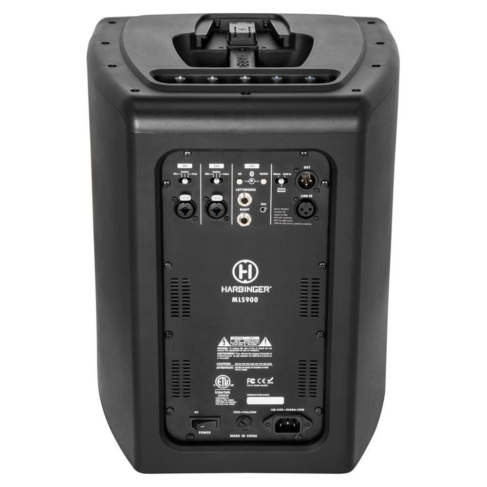 MLS900 Personal Line Array PA System