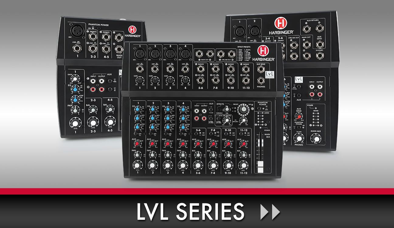 Harbinger LVL Series