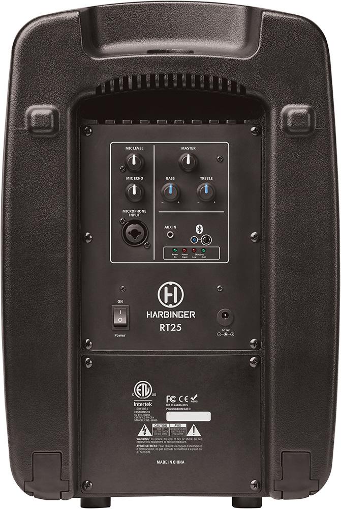 VARI V4112 12-inch 2-Way Powered Speaker