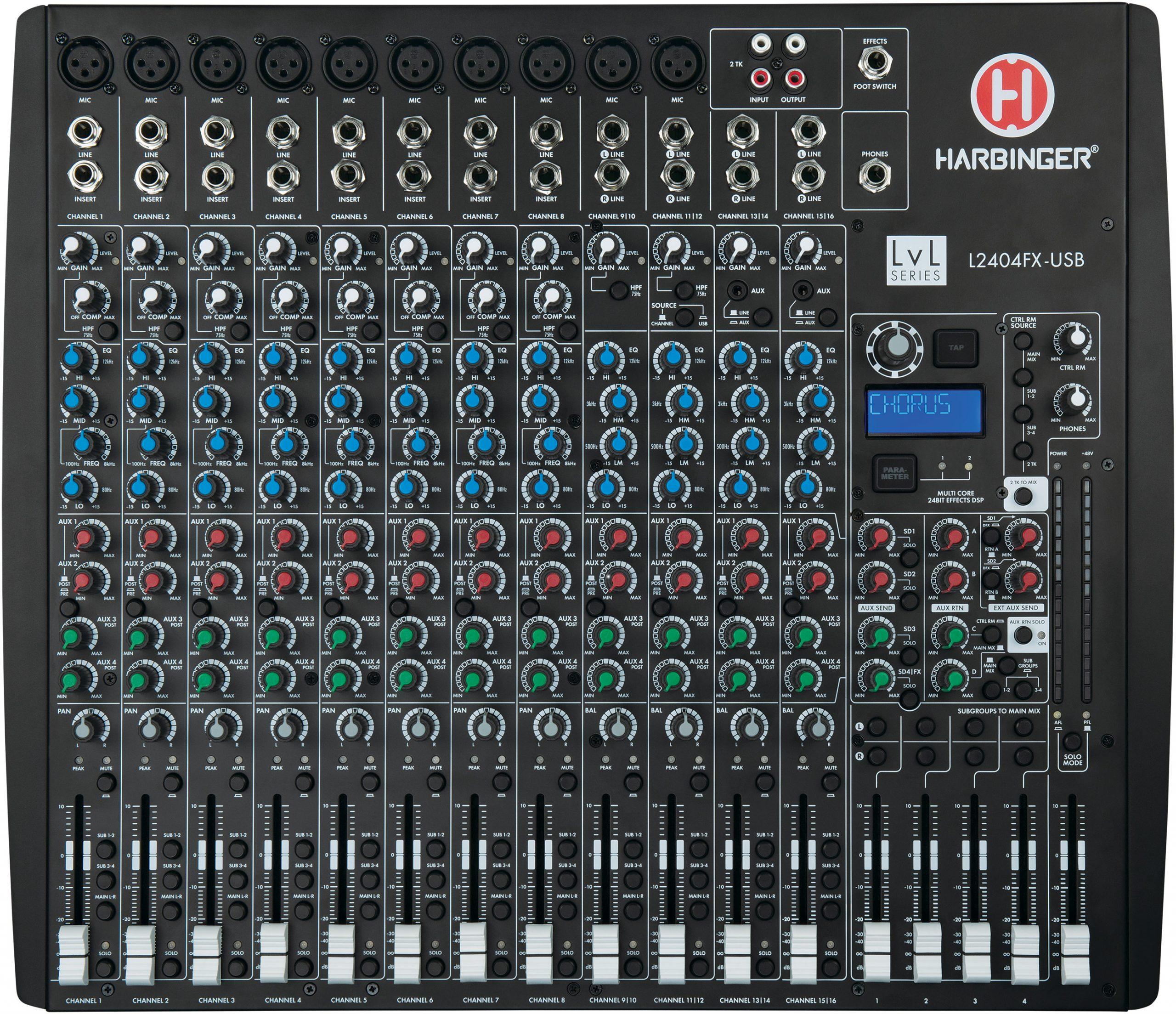 Harbinger L2404FX