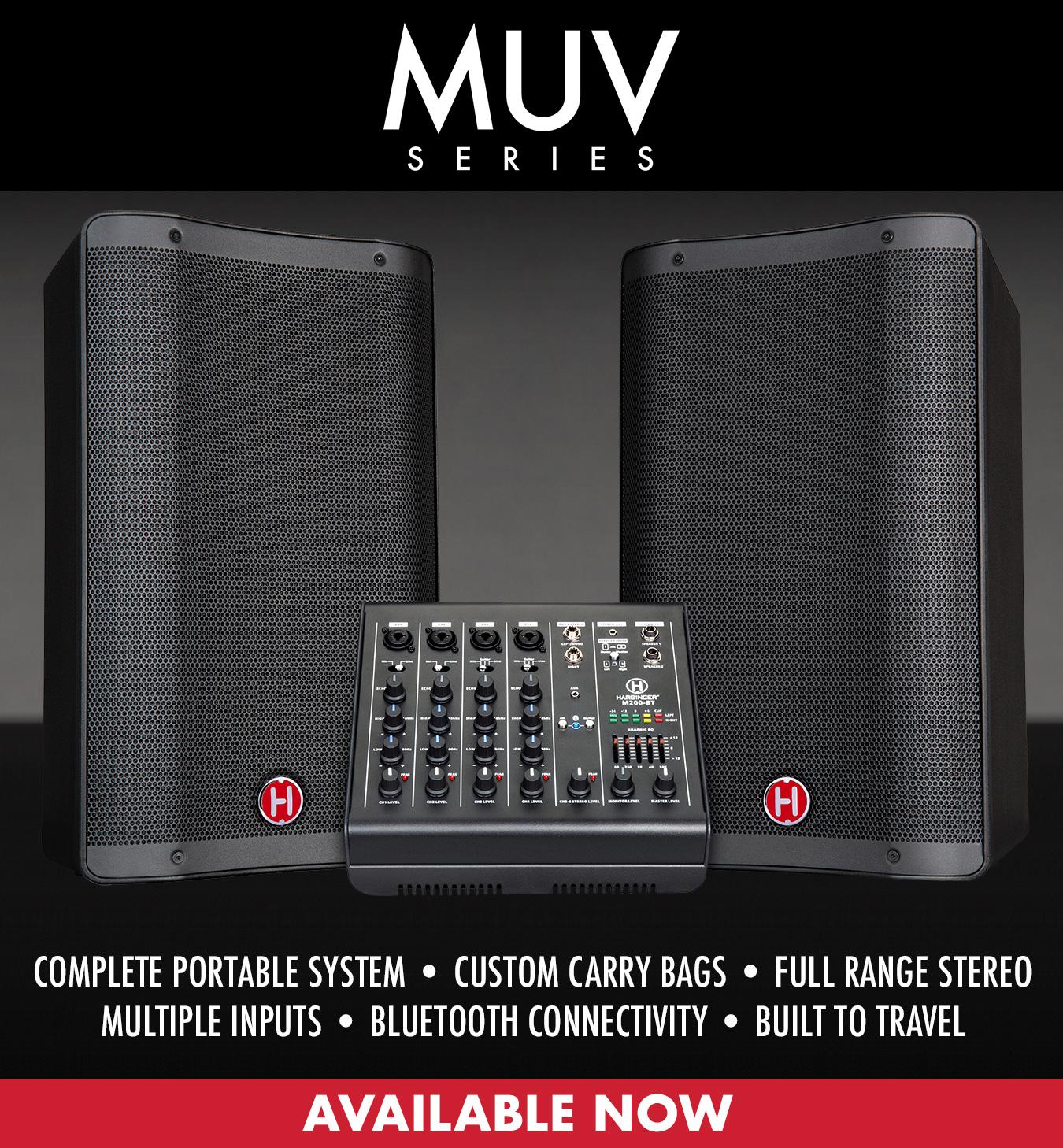 Harbinger MUV Series