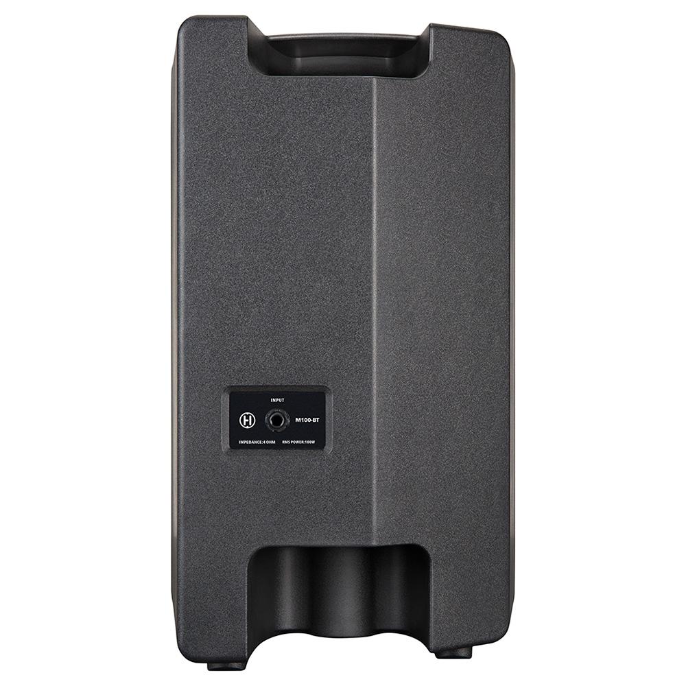 Harbinger M100-BT Portable PA Back