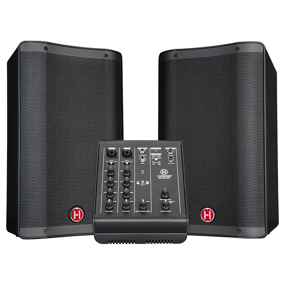 Harbinger M100-BT Portable PA System Group