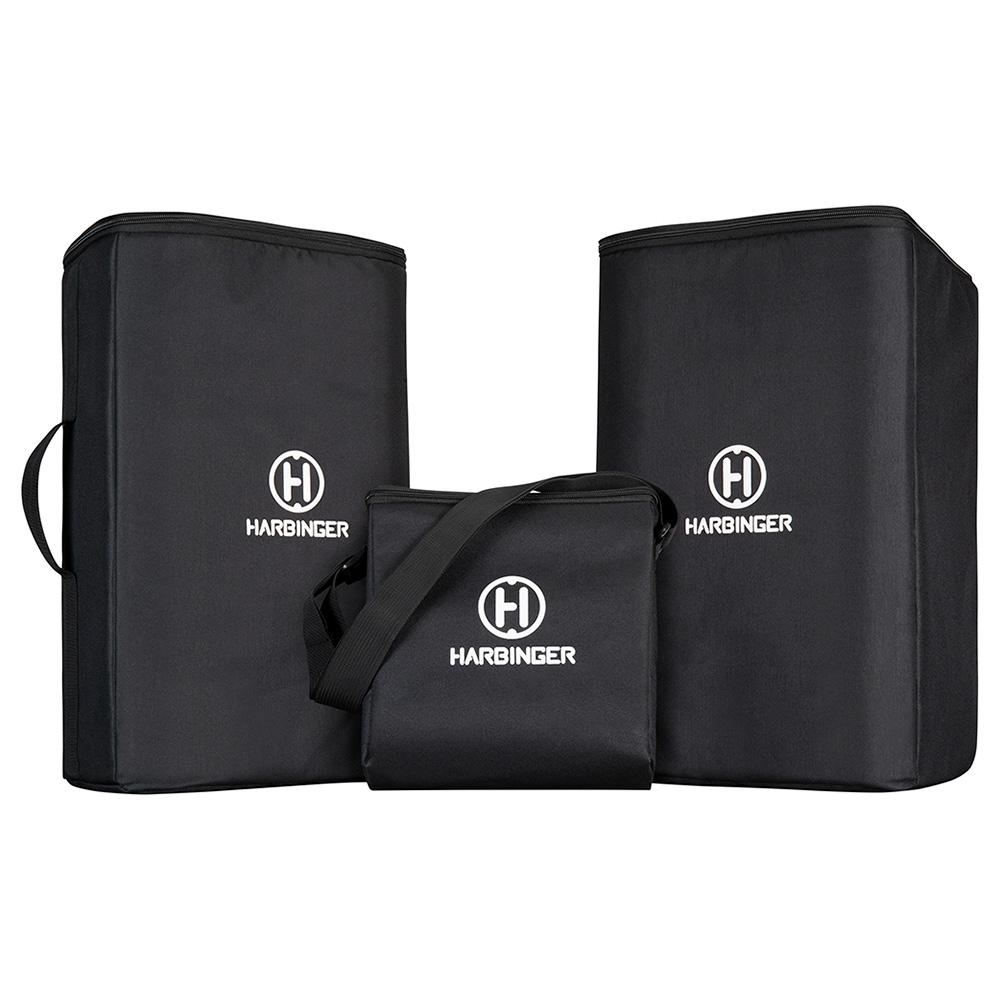 Harbinger M200-BT Portable PA Bags