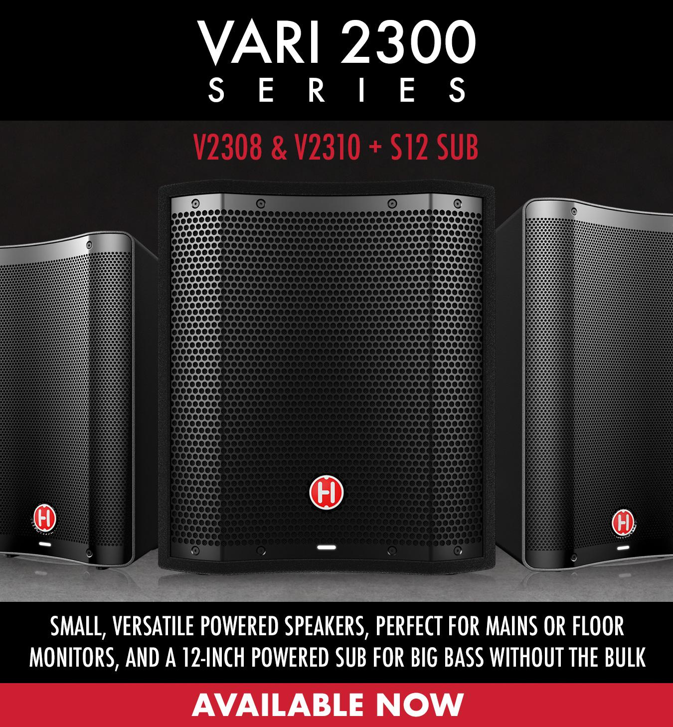 Harbinger V2300 Series